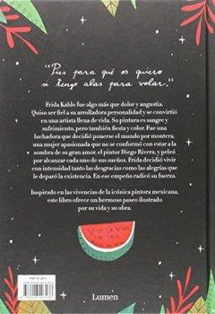 Livres Couvertures de Frida Kahlo. Una biografía