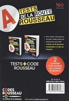 Livres Couvertures de TEST ROUSSEAU DE LA ROUTE B 2017
