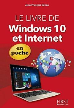 Livres Couvertures de Le Livre de Windows 10 et Internet en Poche