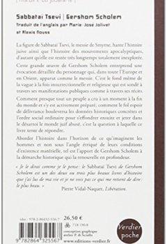 Livres Couvertures de Sabbataï Tsevi : Le messie mystique 1626-1676