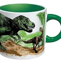 Heat Sensitive Extinct Dinosaur Mug - $11