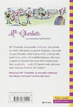 Livres Couvertures de Mlle Charlotte, 1:La nouvelle maîtresse