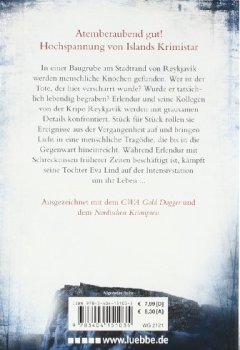 Abdeckungen Todeshauch: Erlendur Sveinssons 4. Fall (Kommissar Erlendur, Band 4)