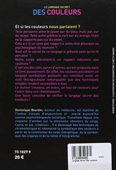 Livres Couvertures de Langage secret des couleurs