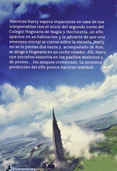 Buchdeckel von Harry Potter y La Camara Secreta