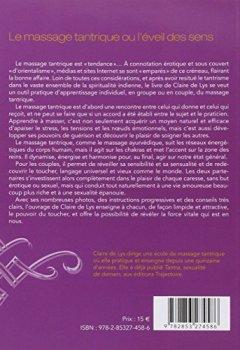 Livres Couvertures de Le massage tantrique : Ou l'éveil des sens