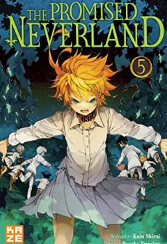 Livres Couvertures de The Promised Neverland 05