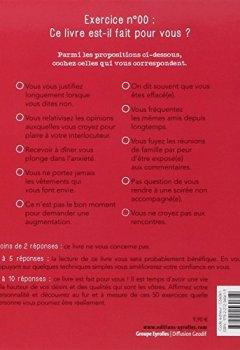 Livres Couvertures de 50 exercices de confiance en soi