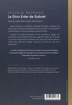 Livres Couvertures de Le divin enfer de Gabriel Acte II L'extase