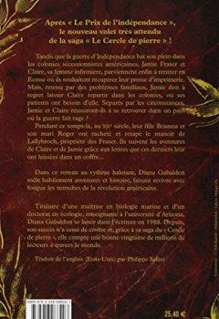 Livres Couvertures de L'écho des coeurs lointains, tome 2 : Les fils de la liberté