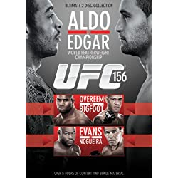 Jose Aldo (Actor), Frankie Edgar (Actor), Not Provided (Director) | Format: DVD  (2) Release Date: May 14, 2013   Buy new: $19.98  $11.93  10 used & new from $10.36