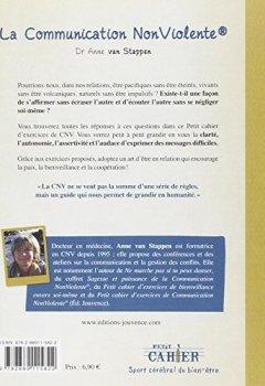 Livres Couvertures de Petit cahier d'exercices de communication non-violente