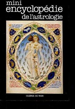 Livres Couvertures de mini encyclopedie de l astrologie
