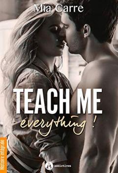 Livres Couvertures de Teach Me Everything - Histoire intégrale