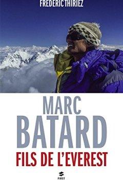 Livres Couvertures de Marc Batard, fils de l'Everest