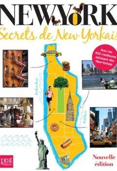 Livres Couvertures de New York, secrets de new yorkais