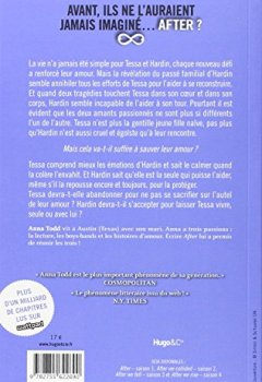 Livres Couvertures de After Saison 5 (Edition limitée) After ever happy (05)