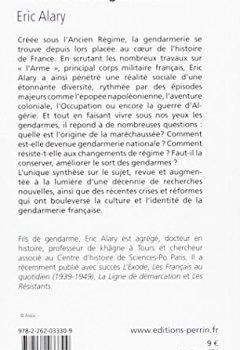 Livres Couvertures de Histoire de la gendarmerie
