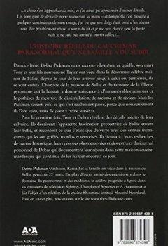 Livres Couvertures de La maison hantée de Sallie - Une histoire vraie