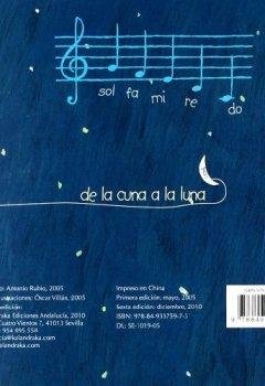 Portada del libro deLuna (de la cuna a la luna)