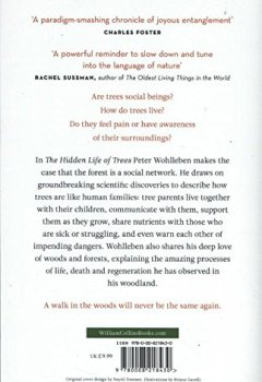 Livres Couvertures de The Hidden Life of Trees : What They Feel, How They Communicate - Discoveries from a Secret World
