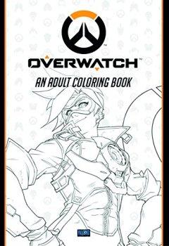 Livres Couvertures de Overwatch Coloring Book