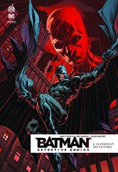 Livres Couvertures de Batman detective comics, Tome 2 :