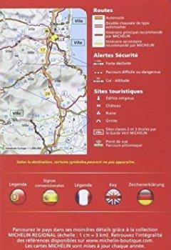 Livres Couvertures de Carte NATIONAL Portugal Madère