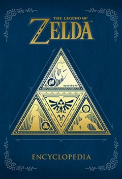 Livres Couvertures de The Legend of Zelda Encyclopedia