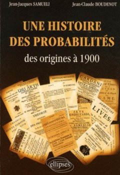 Livres Couvertures de Histoire des probabilités