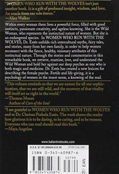 Livres Couvertures de Women Who Run with the Wolves: Myths and Stories of the Wild Woman Archetype