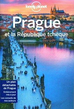 Livres Couvertures de Prague et la République tchèque - 4ed
