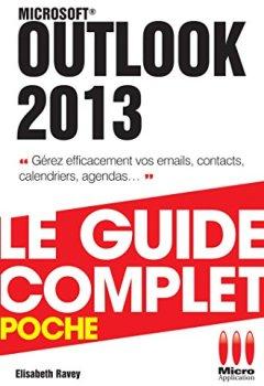 Livres Couvertures de COMPLET POCHE OUTLOOK 2013