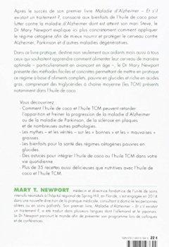 Livres Couvertures de Le pouvoir thérapeutique du régime cétogène et de l'huile de coco : Pour Alzheimer, Parkinson et autres maladies