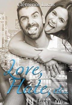 Livres Couvertures de Love, Hate, etc...