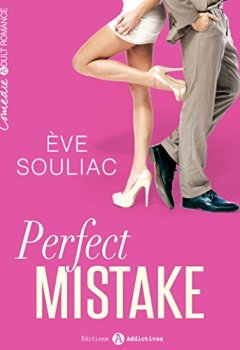 Livres Couvertures de Perfect Mistake - 1