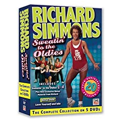 Richard Simmons (Actor), E.H. Shipley (Director), Christopher Cohen (Director) | Format: DVD  (389)  Buy new: $49.95  $29.95  53 used & new from $25.95