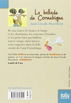 Livres Couvertures de La Ballade de Cornebique