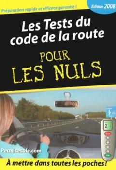 Livres Couvertures de Les Tests du code de la route pour les nuls