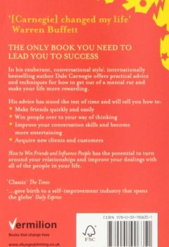 Livres Couvertures de How to Win Friends and Influence People