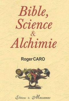 Livres Couvertures de Bible, Sciences et Alchimie