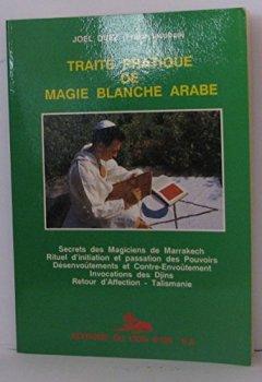 Livres Couvertures de Traité pratique de magie blanche arabe