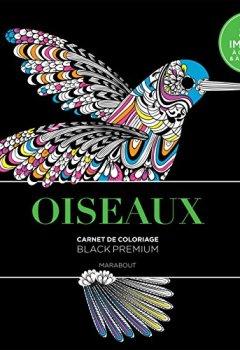 Livres Couvertures de Black Premium Oiseaux