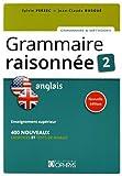 Image of Grammaire Raisonnee 2 - Anglais