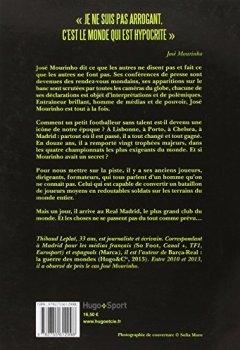 Livres Couvertures de Le cas Mourinho