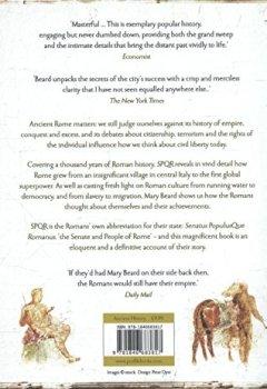 Buchdeckel von SPQR: A History of Ancient Rome