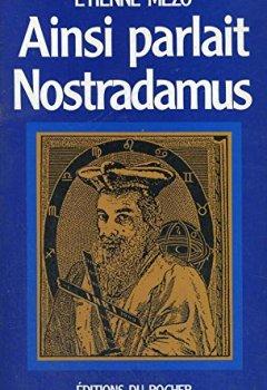 Livres Couvertures de Ainsi parlait Nostradamus