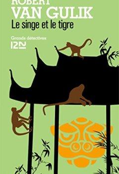 Livres Couvertures de Le singe et le tigre