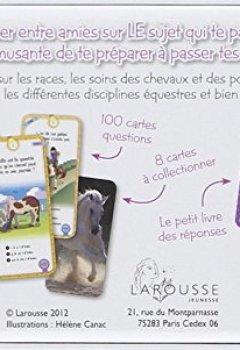Livres Couvertures de Quiz du cheval et du poney