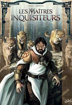 Livres Couvertures de Maîtres inquisiteurs 11 - Zakariel